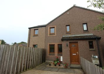 Thumbnail 2 bed semi-detached house for sale in Langdykes Way, Aberdeen