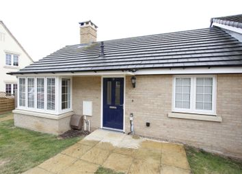 Thumbnail 2 bedroom semi-detached bungalow for sale in The Croft, Bourne