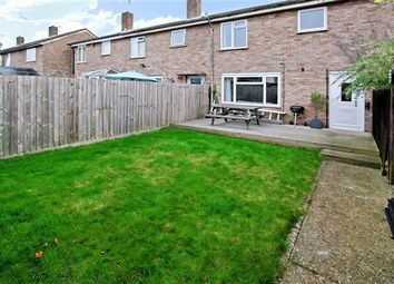 Thumbnail 3 bedroom terraced house for sale in Smith Walk, Bury St. Edmunds