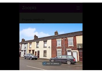Thumbnail 2 bed terraced house to rent in Leek Road, Hanley