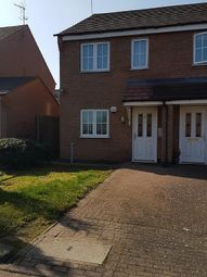 Thumbnail 2 bed property for sale in Grittar Close, Wigston