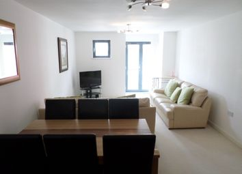 Thumbnail 2 bed flat to rent in Maritime Quarter, Swansea