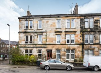 Thumbnail Flat for sale in Calside, Paisley