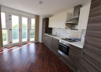 Thumbnail 1 bed flat to rent in Liverymen Walk, Greenhithe