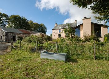 Thumbnail 5 bed farmhouse for sale in Bwlchllan, Lampeter