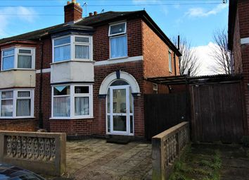 3 bed semi-detached house for sale in Jellicoe Road, Leicester LE5