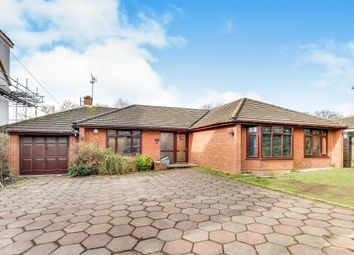 Thumbnail 4 bed detached bungalow for sale in Silverdale Street, Kempston, Bedford