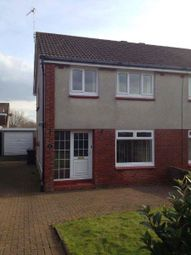 Thumbnail 3 bed semi-detached house to rent in Island View, Ardrossan, North Ayrshire