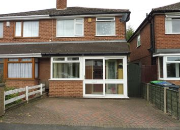 3 bed semi-detached house for sale in Leacroft Grove, West Bromwich B71