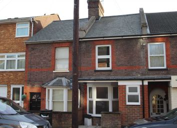 Thumbnail 3 bed terraced house for sale in St. Johns Road, Hemel Hempstead
