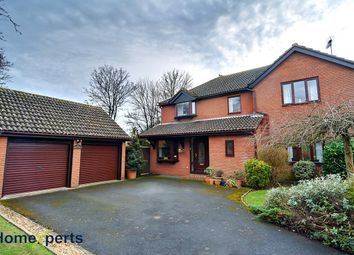 Thumbnail 5 bed detached house for sale in Great Mead, Waterlooville