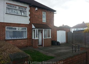 Thumbnail 3 bedroom semi-detached house to rent in Allendale Road, Yardley, Birmingham