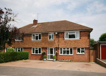 Thumbnail 5 bed semi-detached house for sale in Cheyne Walk, Chesham