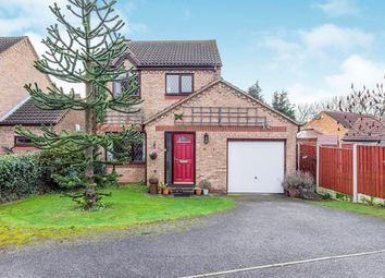 Thumbnail 3 bed detached house for sale in Old Hall Road, Skellow, Doncaster