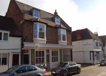 Thumbnail 2 bedroom flat to rent in Tilehouse Street, Hitchin