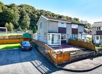 Thumbnail 2 bedroom semi-detached house for sale in Bwlch, Powys LD3,