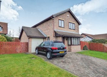 Thumbnail 4 bedroom detached house for sale in Weardale Park, Wheatley Hill, Durham