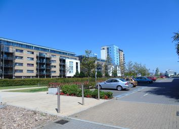 Thumbnail 1 bed flat to rent in Caldy Island House, Prospect Place, Cardiff Bay