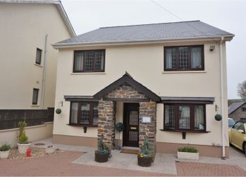 Thumbnail 4 bed detached house for sale in Alltycnap Road, Carmarthen