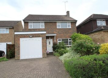 Thumbnail 4 bed detached house to rent in Meadowlands, Seal, Sevenoaks