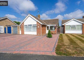 Thumbnail 2 bed detached bungalow for sale in Regents Way, West Meads, Bognor Regis, West Sussex.