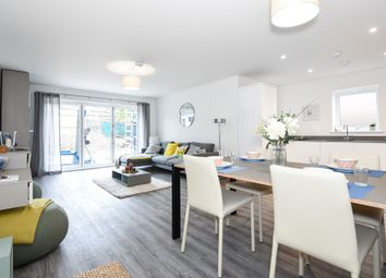 Thumbnail 3 bed flat for sale in Villiers Court, Cheam Road, Ewell