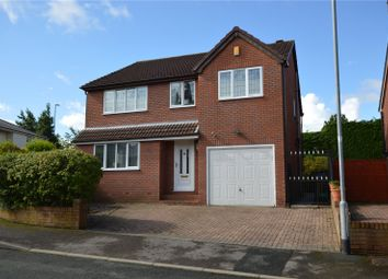 Thumbnail 4 bed detached house for sale in Orchid Court, Lofthouse, Wakefield, West Yorkshire
