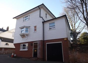 Thumbnail 3 bed detached house for sale in East Hill, Colchester`, Essex