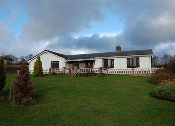 Thumbnail 5 bed detached bungalow for sale in Cwm Llwchwr, Glynhir Road, Llandybie