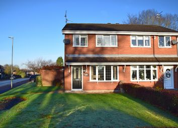 Thumbnail 3 bed semi-detached house for sale in Glencastle Way, Trentham, Stoke-On-Trent