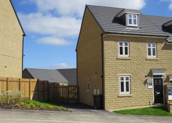 Thumbnail 3 bed semi-detached house to rent in Fountainhead Road, Halifax