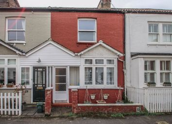 Thumbnail 3 bed cottage for sale in Station Road, Claygate, Esher