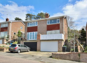 Thumbnail 3 bed semi-detached house for sale in Haymoor Road, Oakdale, Poole, Dorset