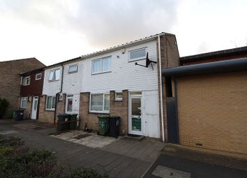 Thumbnail 3 bedroom end terrace house for sale in Adderley, North Bretton, Peterborough, Pe 3