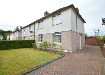 Thumbnail 3 bed semi-detached house for sale in Queens Crescent, New Stevenston, Motherwell