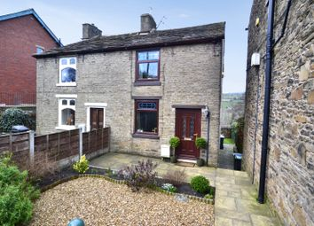 Thumbnail 2 bed cottage to rent in Buxton Road, Furness Vale, High Peak