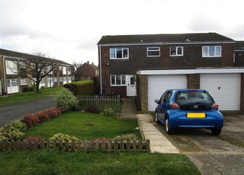 Thumbnail 3 bed property to rent in Barnard Close, Duston, Northampton