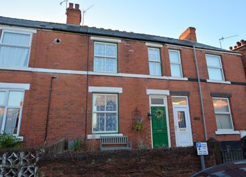 Thumbnail 3 bed terraced house for sale in New Queen Street, Chesterfield