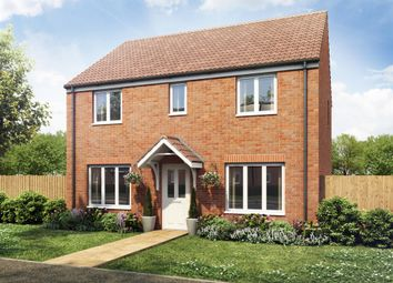 "Thumbnail 4 bed detached house for sale in ""The Chedworth"" at Coquet Enterprise Park, Amble, Morpeth"