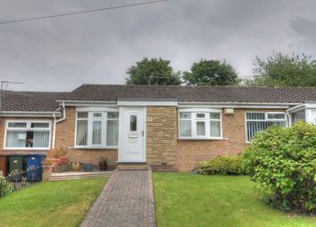 Thumbnail 2 bed bungalow for sale in Lotus Close, Chapel Park, Newcastle Upon Tyne