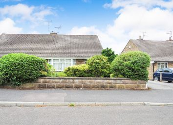 Thumbnail 2 bed semi-detached bungalow for sale in Brookfields Drive, Breadsall Village, Derby