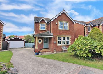 4 bed detached house for sale in Palatine Close, Staining, Blackpool FY3