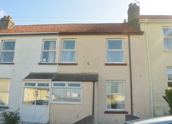 Thumbnail 4 bed terraced house to rent in Beacon Road, Falmouth, Cornwall