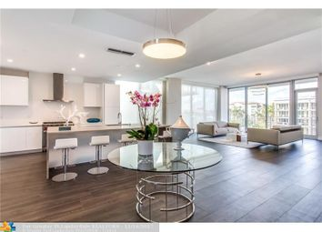 Thumbnail 3 bed town house for sale in 41 Isle Of Venice Dr 402, Fort Lauderdale, Fl, 33301