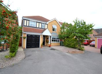 Thumbnail 4 bed detached house for sale in Welland Road, Quedgeley, Gloucester, Gloucestershire
