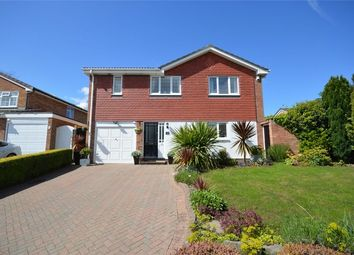 Thumbnail 5 bed detached house for sale in Morello Drive, Spital, Merseyside