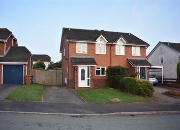 Thumbnail 3 bed semi-detached house to rent in Coltman Close, Lichfield, Warwickshire