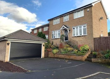 Thumbnail 4 bedroom detached house for sale in Crompton Road, Lostock, Bolton