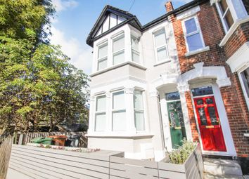 Thumbnail 3 bed end terrace house for sale in Jersey Road, Leytonstone, London