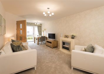 Thumbnail 1 bed flat for sale in Burey Court, Barnacre Road